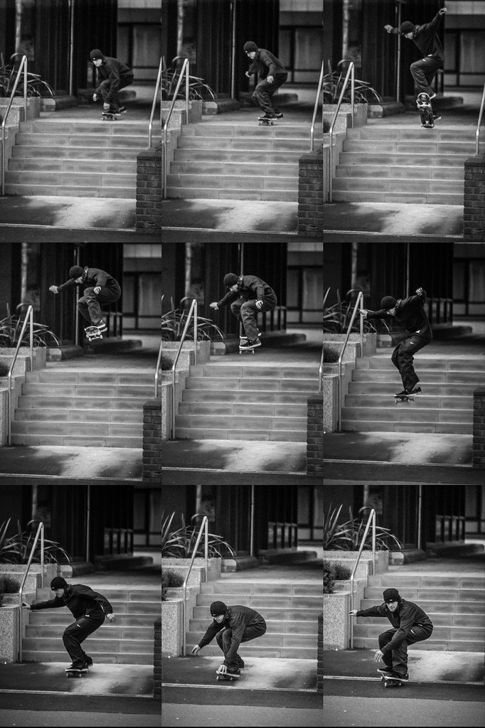 Kris Tailor - Ollie - Reading - Sequence