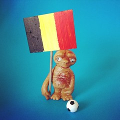 Let's do this! #ArgBel #WorldCup #Brazil #RedDevils
