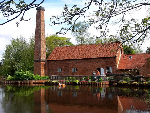 Sarehole Mill, by Parmjit Flora