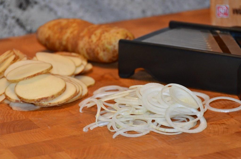 Muffin-Pan Potato Gratins