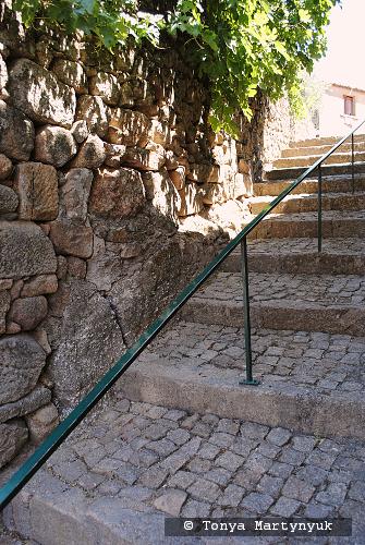 20 - провинция Португалии - маленькие города, посёлки, деревушки округа Каштелу Бранку