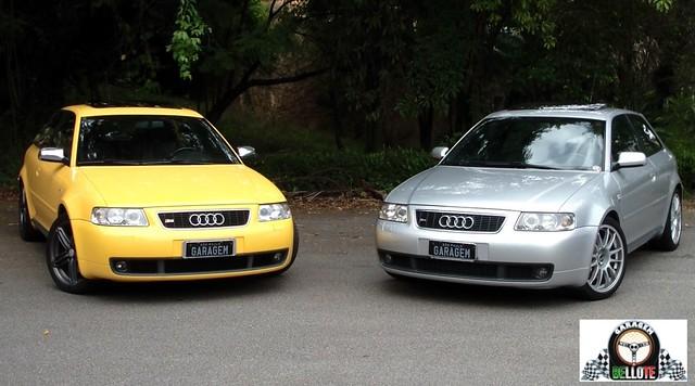 Audi S3 x Audi S3 (Oettinger)