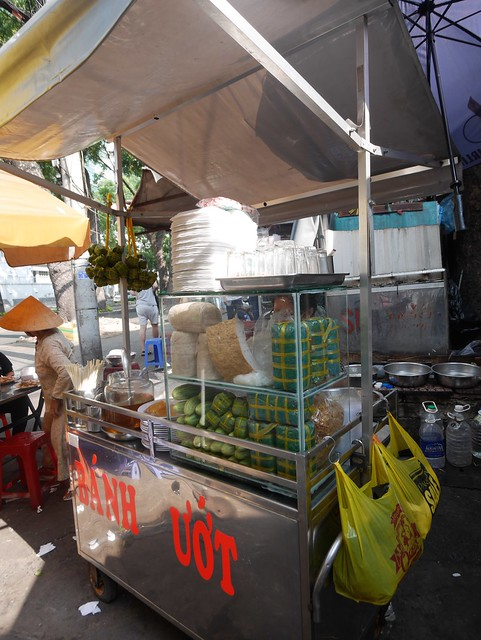 土, 2014-05-17 19:22 - 混ぜ麺 Banh Uot