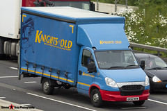 Iveco Daily 35S13 Curtainside - GK62 NWW - 10-3 - Knights of Old - M1 J10 Luton - Steven Gray - IMG_1051