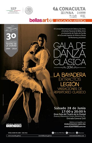 Gala de Danza Clásica - La Superior