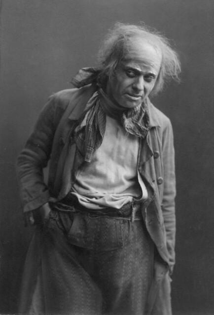 Max Reinhardt in Die Weber