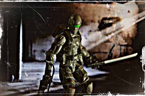 Snake Eyes - Resolute ver