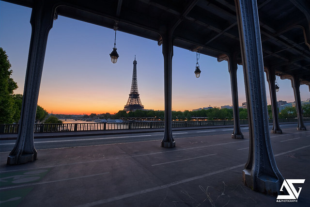 Sunrise from Bir Hakeim