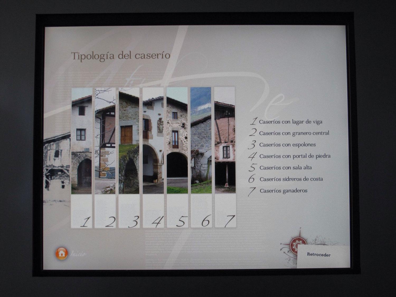 caserio igartubeiti_centro de interpretacion_tipologias caserios