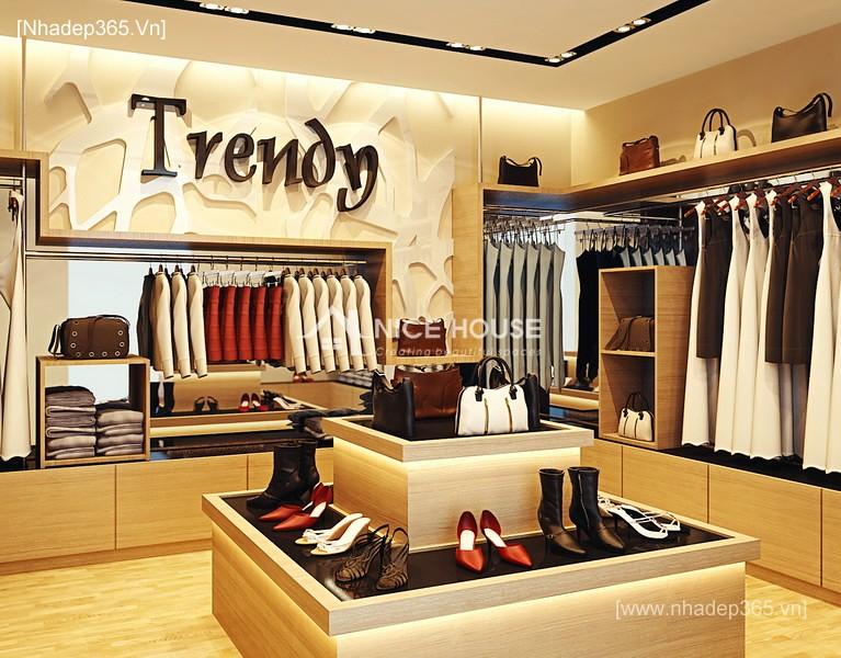 Nội thất cửa hàng trendy shop_2