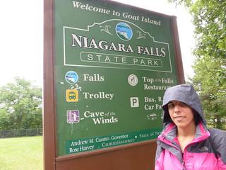 Parque Estatal de las Cataratas de Niagara