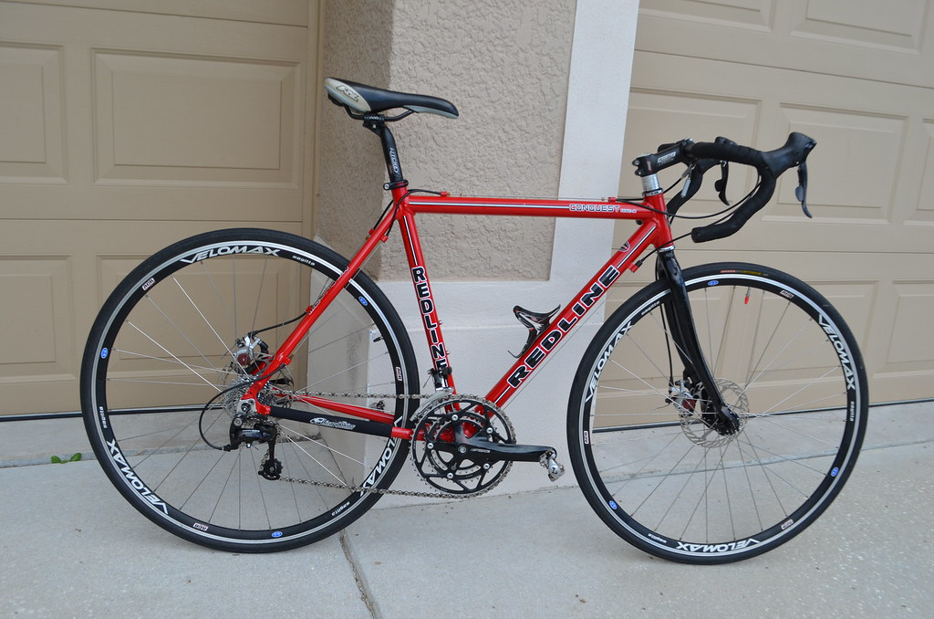 redline conquest disc r tampa bike trader