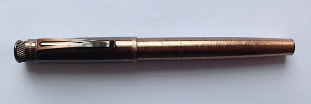 Review: @Retro1951 Tornado Lincoln EXT Fountain Pen - Medium @JetPens