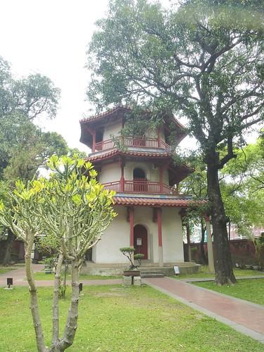 Taiwan-Tainan-Temple Confucius (2)