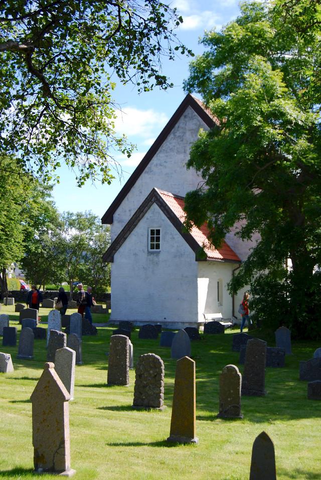 Giske Church, Norway