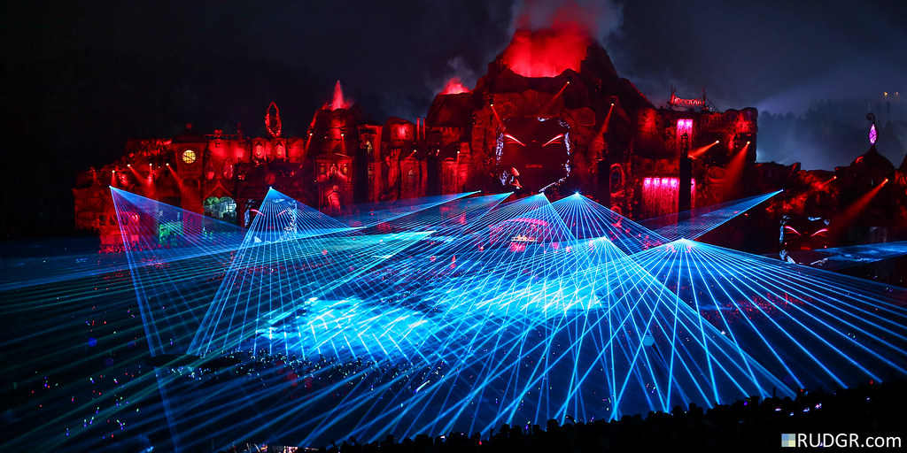 Tomorrowland 2013 in 111 photos