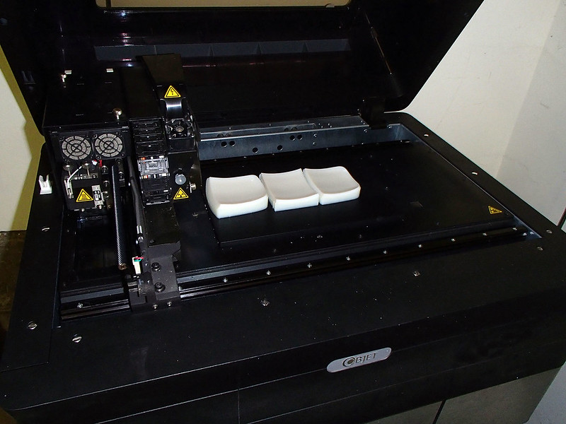 Mohawk Parts Printed