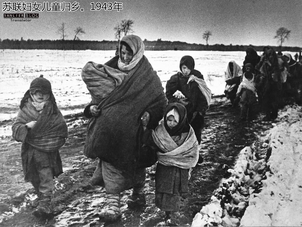 伟大卫国战争中的儿童79