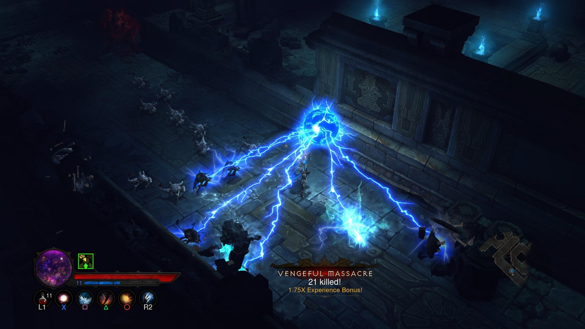Diablo III Reaper of Souls: Ultimate Evil Edition on PS4