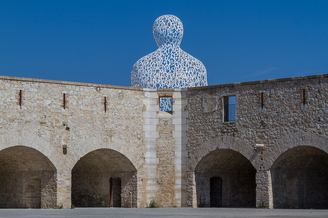The Nomad by Jaume Plensa 2