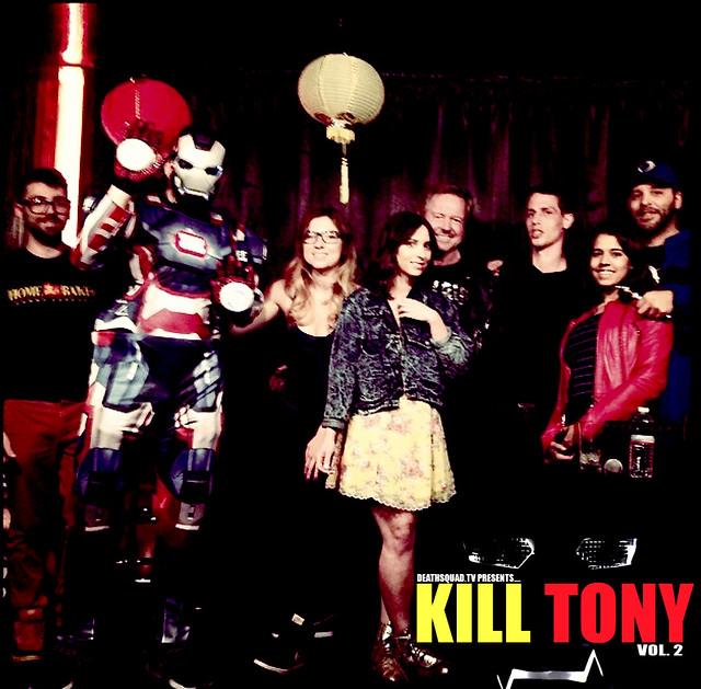 KILL TONY #57