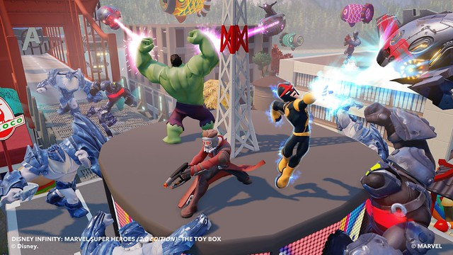 Guardians of the Galaxy Disney Infinity 2.0