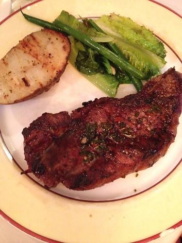 Dinner @ Churrasco Grill