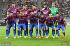 Steaua-Stromsgodset, 2-0