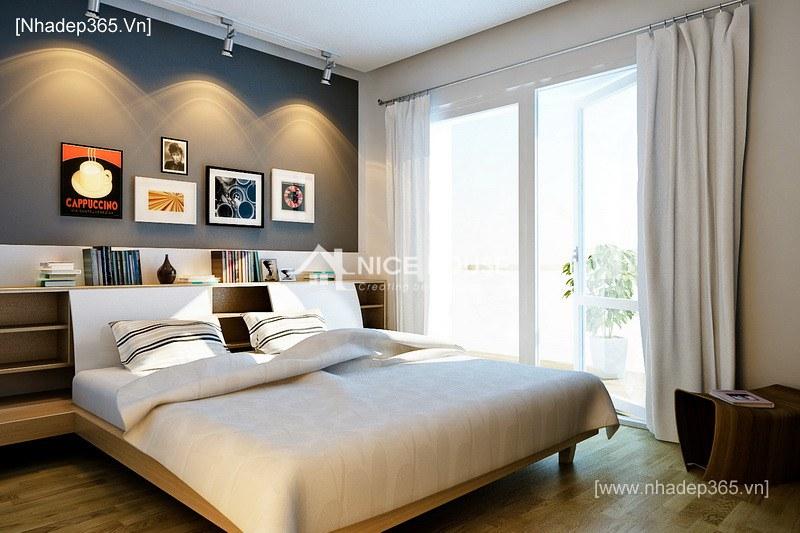 Thiết kế nội thất chung cư M5 - Mr Tiến_3