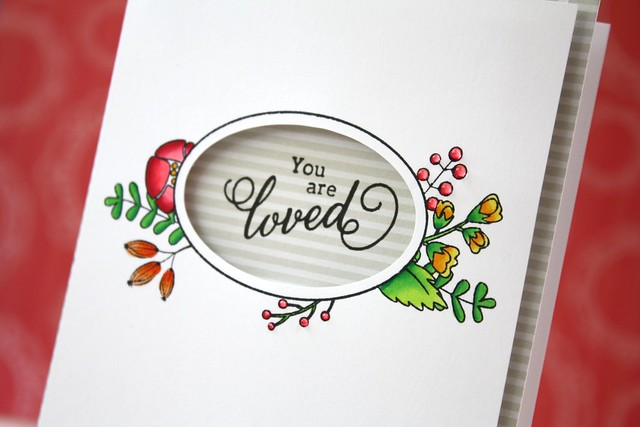 Waffle Flower~Love