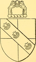 "Image from page 129 of ""Pedigrees recorded at the visitations of the county palatine of Durham made by William Flower, Norroy king-of-arms, in 1575, by Richard St. George, Norroy king-of-arms, in 1615, and by William Dugdale, Norroy king-of-arms, in 1666"""