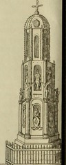 """Image from page 463 of """"The history and antiquities of London, Westminster, Southwark and parts adjacent"""" (1827)"""