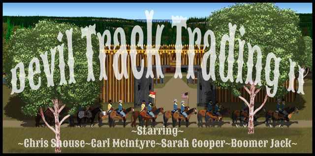 Devil Track Trading II Banner