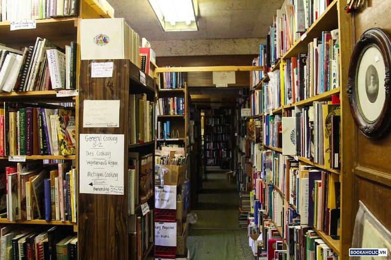 John K. King Used & Rare Books (Detroit, Michigan)