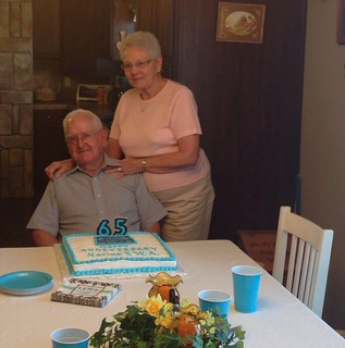 Celebrating 65 years. ❤️