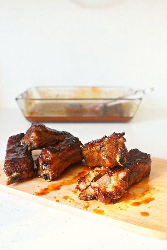 sườn nướng BBQ 3