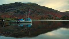 Early Morning Reflections at Ullswater