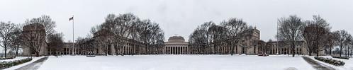 MIT Killian Court Panoramic