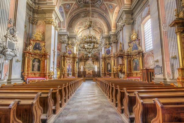 St. Anne's Church (Kosciol Swietej Anny)