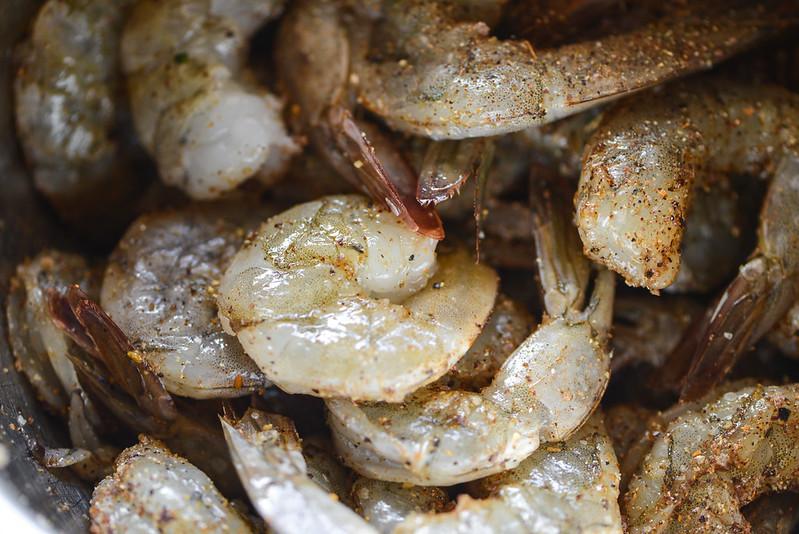 Chipotle-Lime Shrimp