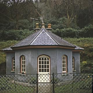 Found Photo Ireland 19720430 A Killarney Cottage