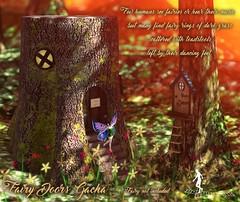 Fairy Door Gacha