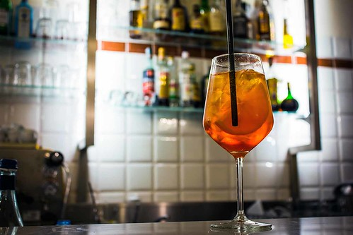 Venetian Spritz drink recipe