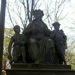 """""""Die Elbe"""" im Berliner Tiergarten (2)"""