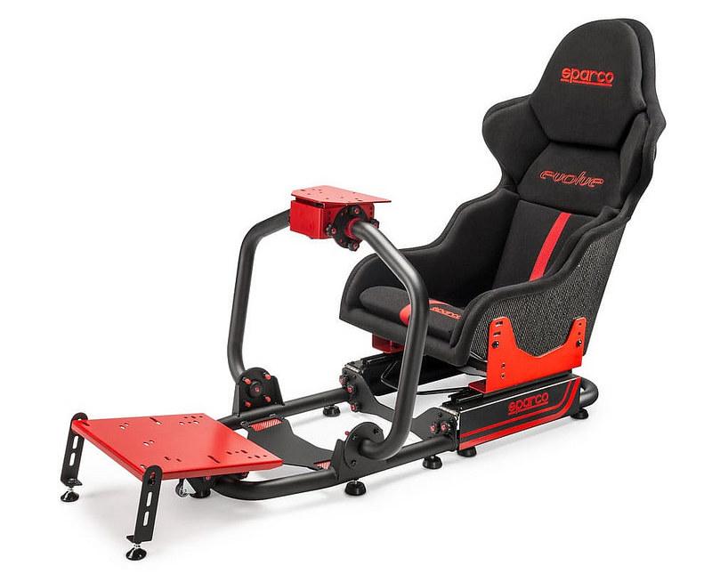 Sparco Evolve Cockpit