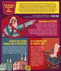Plan regional de defensa del trabajo - Ciudad Futura