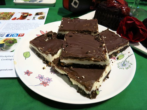 Punkass Peppermint Nanaimo Bar