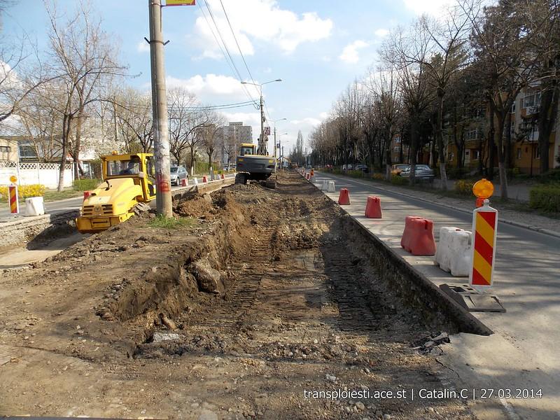 Traseul 102, etapa I: Bucla Nord ( Sp. Județean ) - Intersecție Republicii - Pagina 2 13506470443_b4c6a10581_c