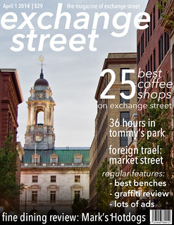Exchange Street Magazine