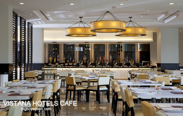Vistana Hotels - Cafe